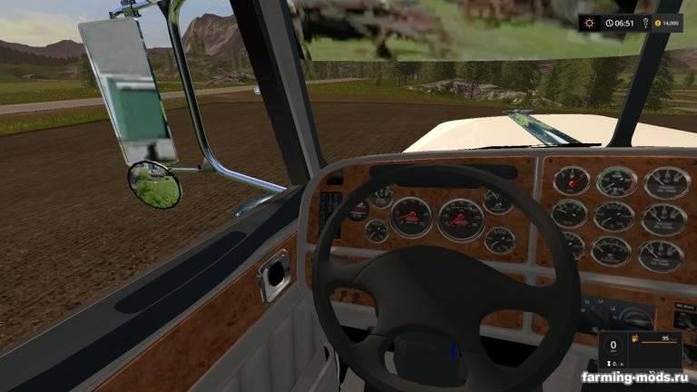 "Мод ""Peterbilt FarmHorse v 1.0.1.0"""