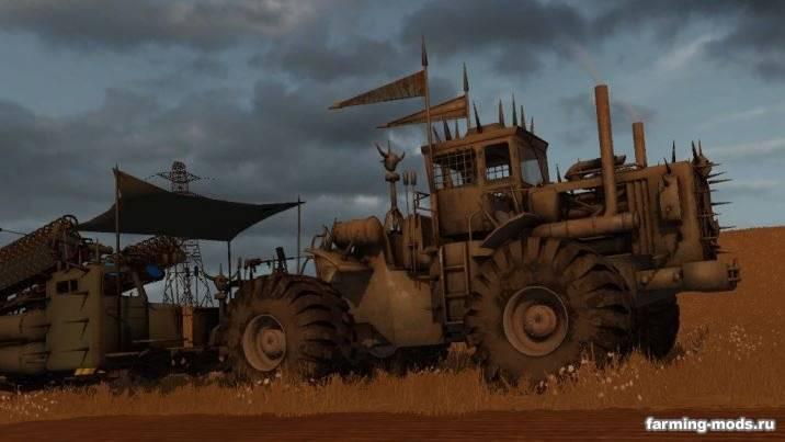 "Мод ""Battle Tractor v 1.1.0.0"""