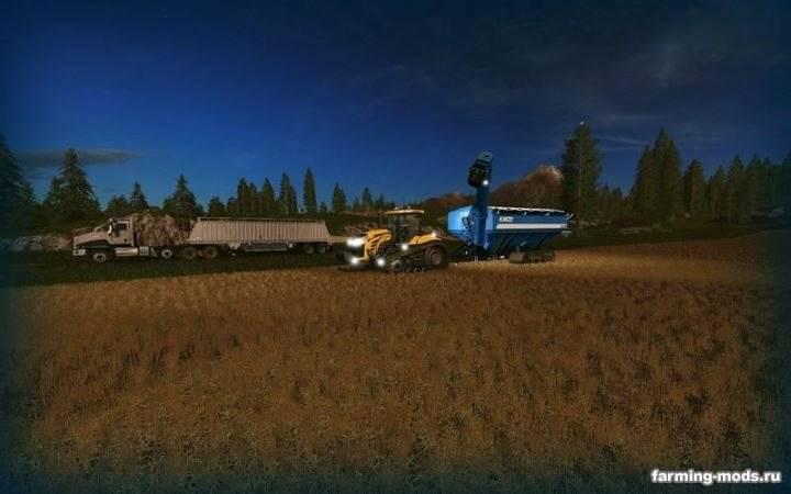 """Мод """"Kinze Grain Cart Pack v 1.0"""""""
