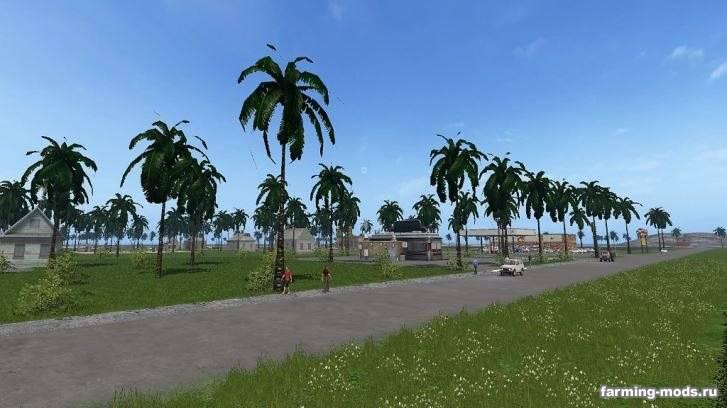 "Мод ""Карта Lost Islands v 1.0"""