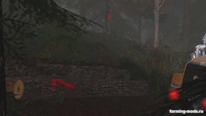 "Мод ""Скрипт TreeMarker v 1.0"""