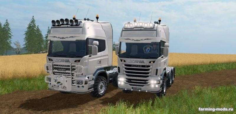 "Мод ""Scania R730 v 1.0.2 Final"""