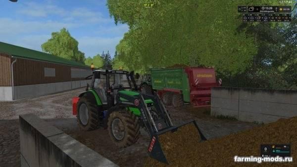 "Мод ""Deutz Fahr Agrotron 620 TTV v 4.0"""