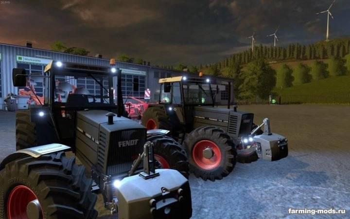 """Мод """"Fendt Farmer BB v 1.1"""""""