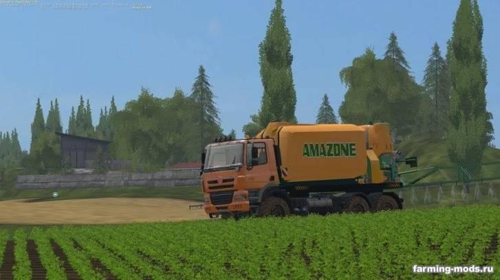 """Мод """"Tatra Phoenix AR Truck v 1.0"""""""