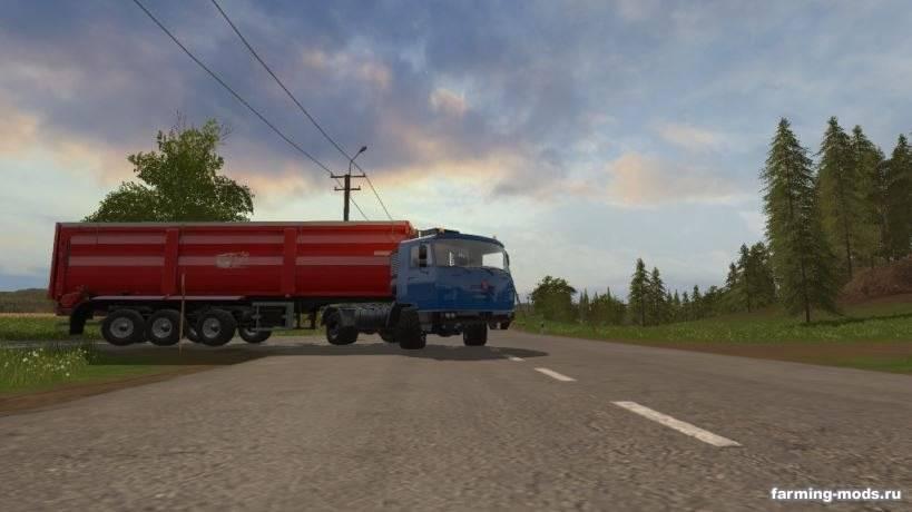 """Мод """"Tatra Terrno Truck v 1.0"""""""