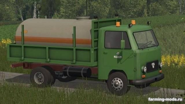 """Мод """"Tam Truck v 1.0"""""""