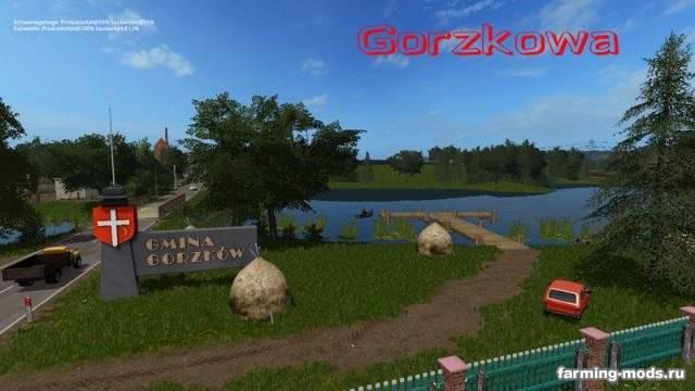 """Мод """"Карта Gorzkowa 2K17 v 3.0"""""""