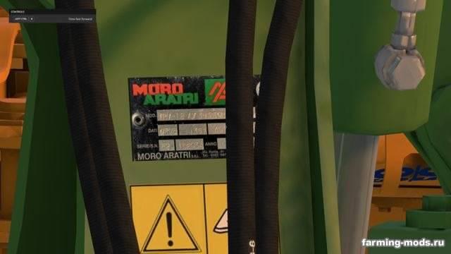 "Мод ""Пак Moro Raptor TRV v 1.0.0.2"""