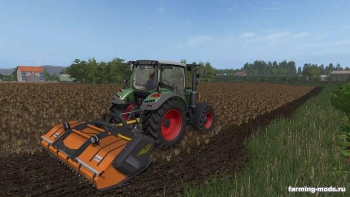 """Мод """"Muething Mulcher MU-Farmer F/H v 1.0"""""""