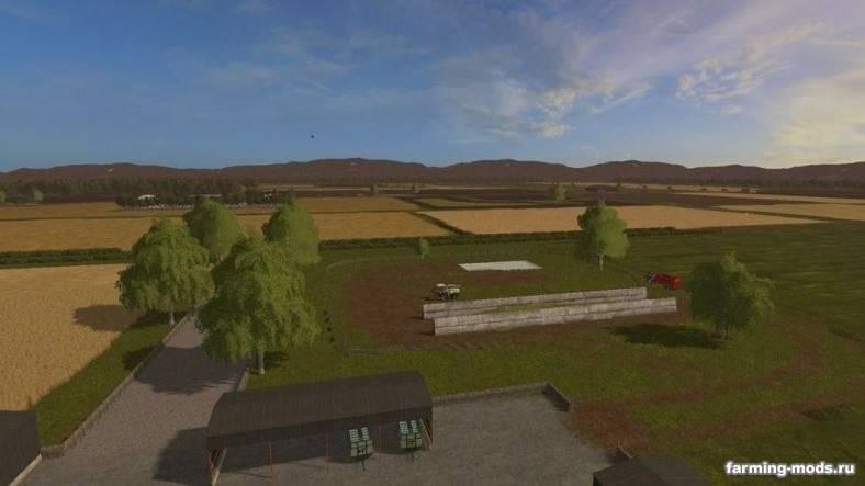 "Мод ""Карта Springmeadow Farm v 1.0.0.1"""