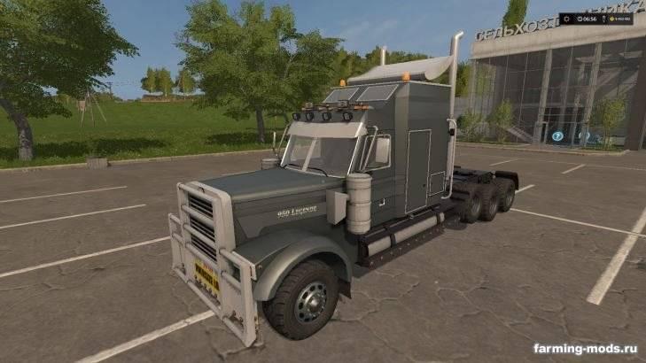 "Мод ""BsM Truck 950 Legende v 1.0.0.1"""