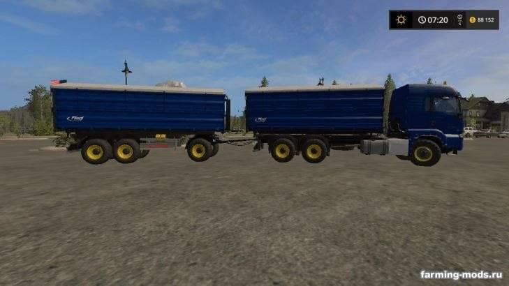 "Мод ""Пак Fliegl Transporter v 1.0.5.1"""