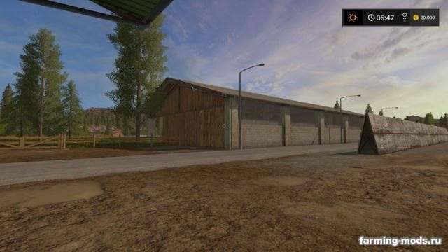 "Мод ""Map Valley Crest Farm v 1.5"""