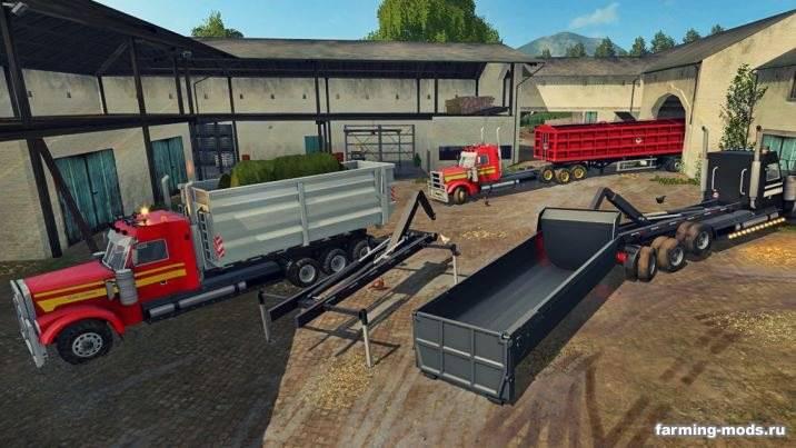 "Мод ""BsM Truck 850 Hook v 1.0"""