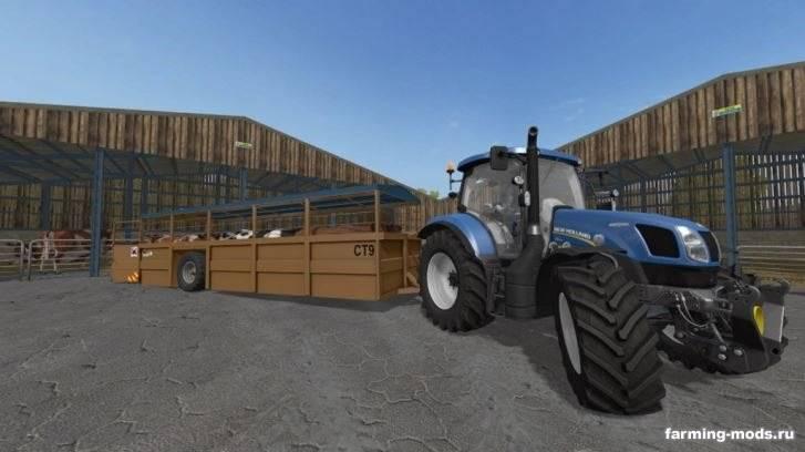 "Мод ""Richard Western Livestock Transporters 1.0.1.0"""