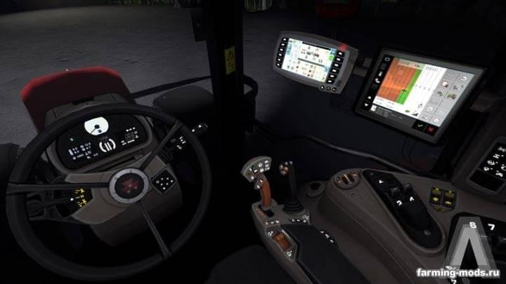 "Мод ""Massey Ferguson 7700 Series v 3.0"""
