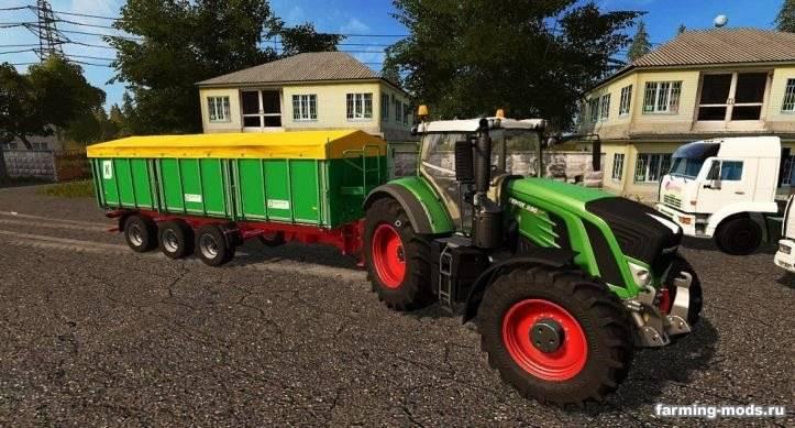 "Мод ""Kroger Agroliner TKD 402 Pack v 1.0"""