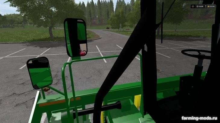 "Мод ""John Deere 9956 Cotton Harvestor v 1.1"""