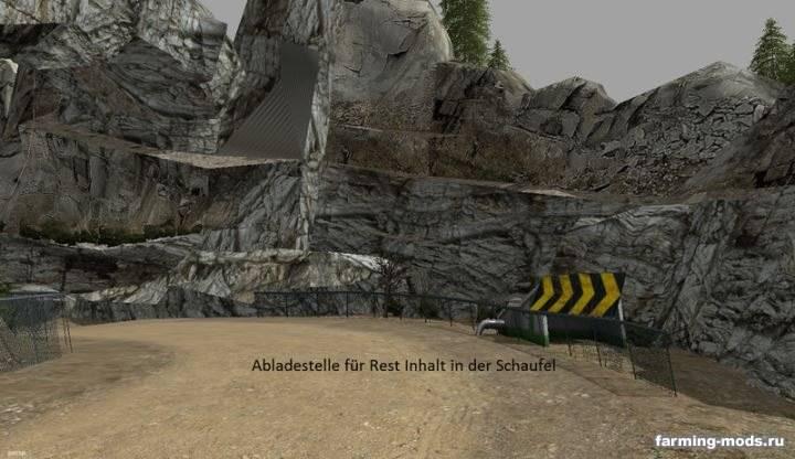 "Мод ""Карта Mining & Construction Economy v 0.5"""