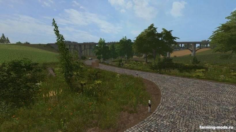 "Мод ""Карта On The Hills v 1.2.0"""