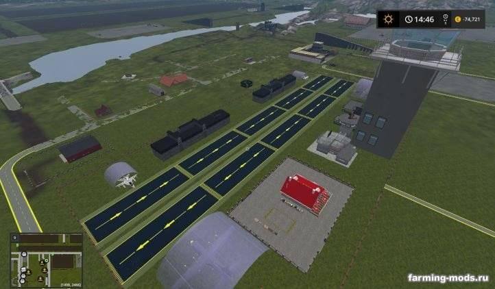 "Мод ""Карта River Po by Vaszics v 2.0"""