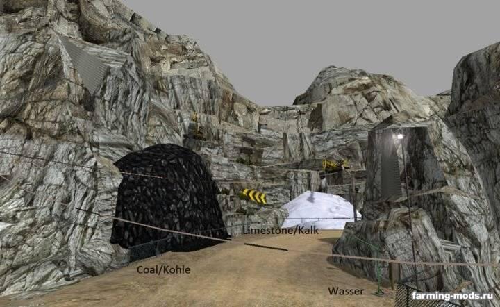 "Мод ""Карта Mining & Construction Economy v 0.5 RUS"""