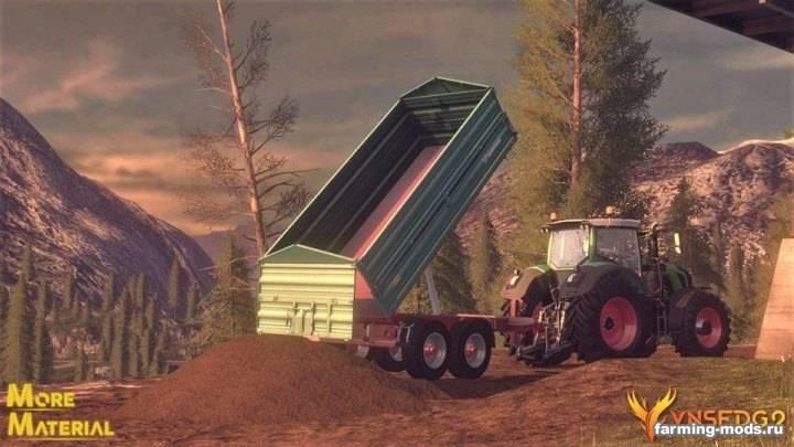 """Мод """"Скрипт покупаемая земля и песок v 1.5"""""""