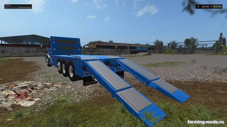 "Мод ""Scania 112E TT v 1.0 """