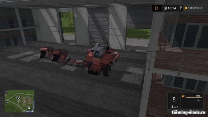 "Мод ""Комбайн Колос СК-6 v 1.1"""