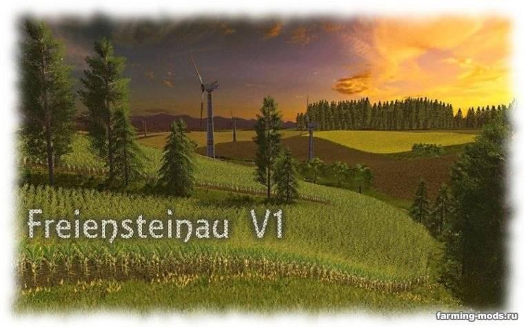 "Мод ""Карта Freiensteinau v 1.0"""