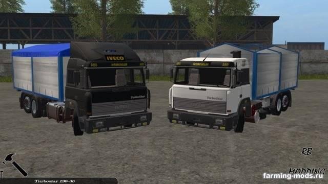 "Мод ""Iveco Turbostar 190-48 v 1.0"""