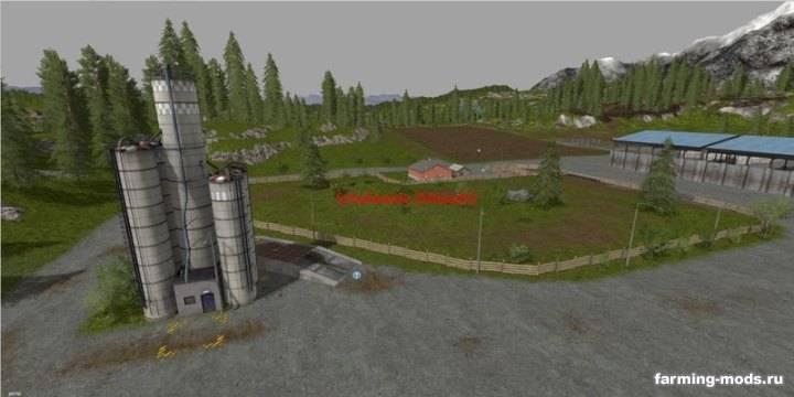 "Мод ""Карта Goldcrest Hills v 1.4.1"""