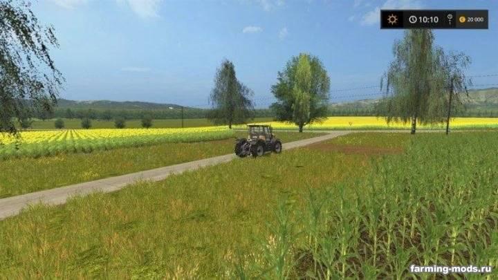 "Мод ""Карта Bohemia Country 2017 v 1.1 Final"""