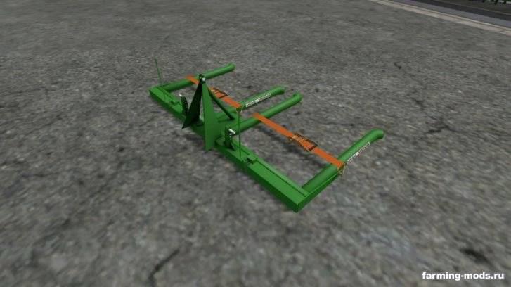 "Мод ""Round Bale Forks Pack v 1.0.1.0"""