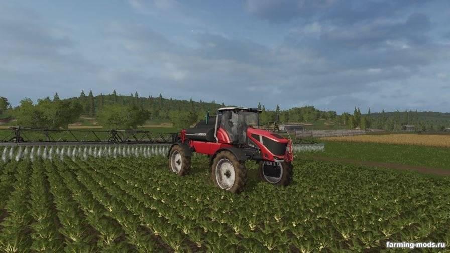 "Мод ""Horsch Agro Vation DLC v 1.0"""