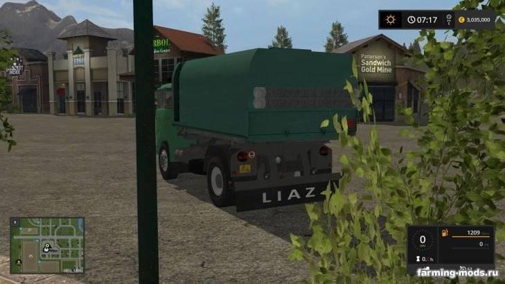 "Мод ""Liaz 706 MP VLH v 1.0"""