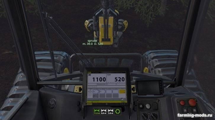 "Мод ""Скрипт Wood Harvester Automation v 1.0"""