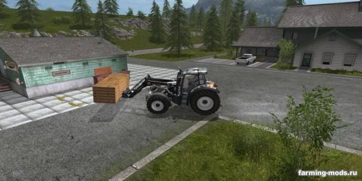"""Мод """"Производство бочек - Placeable barrel factory v 1.0"""""""