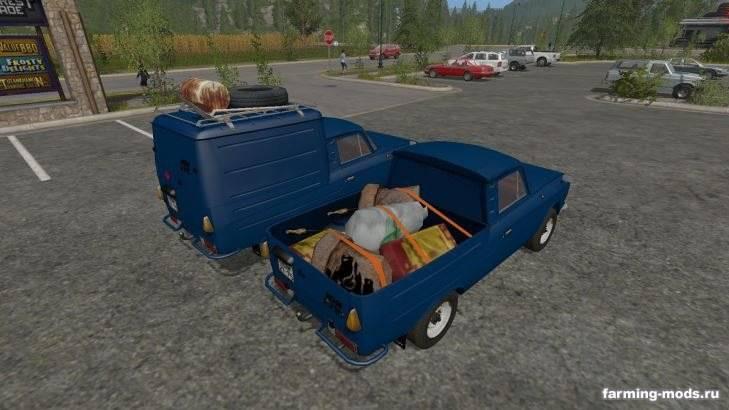"Мод ""Сервисный автомобиль ИЖ-2715 v 1.0"""