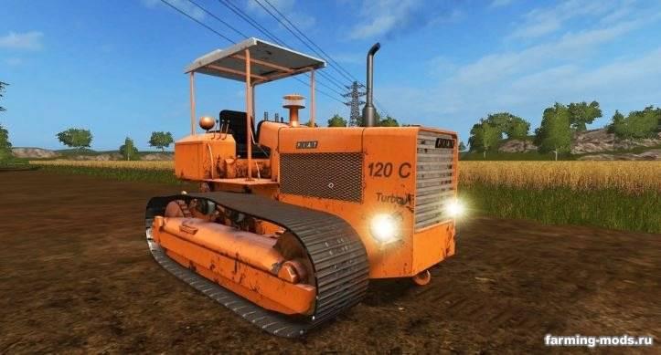 "Мод ""Трактор Fiat 120C v 1.1"""