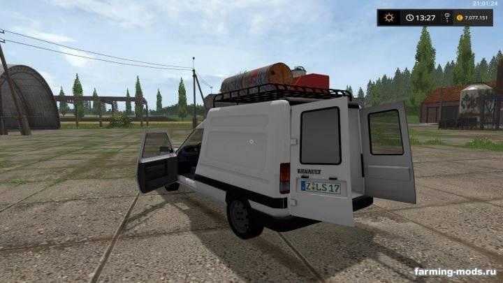 "Мод ""Renault Express v 1.0"""