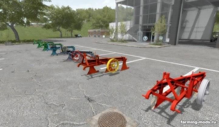 "Мод ""Agrostroj 3 PZ v 1.0"""