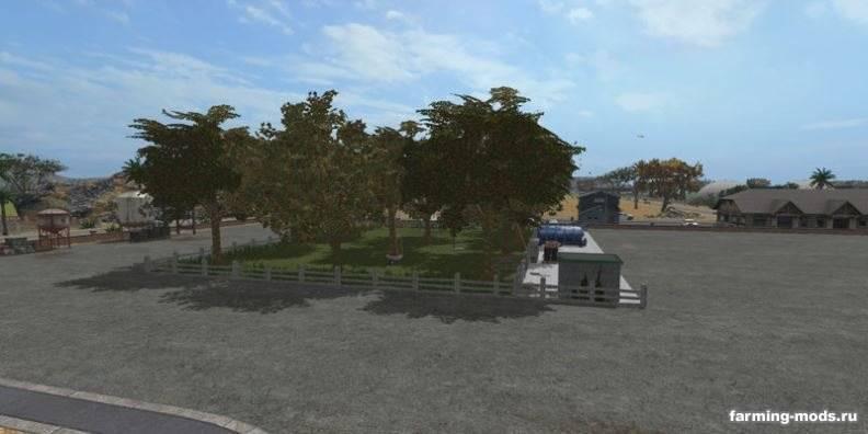 """Мод """"Placeable Farm Fruit v 1.1"""""""