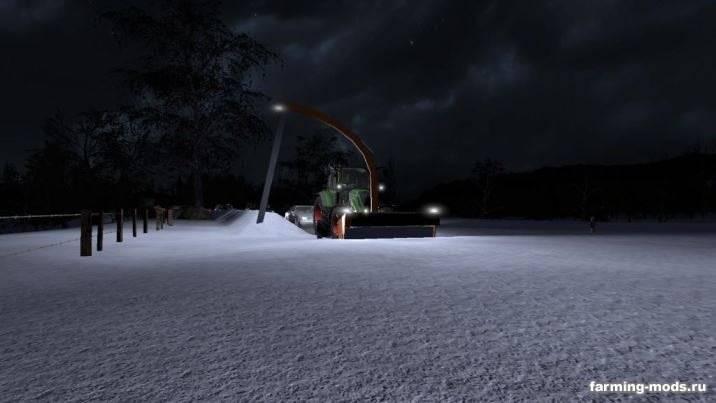 "Мод ""Biobeltz SB 300 Snowblower v 1.0.0.1"""