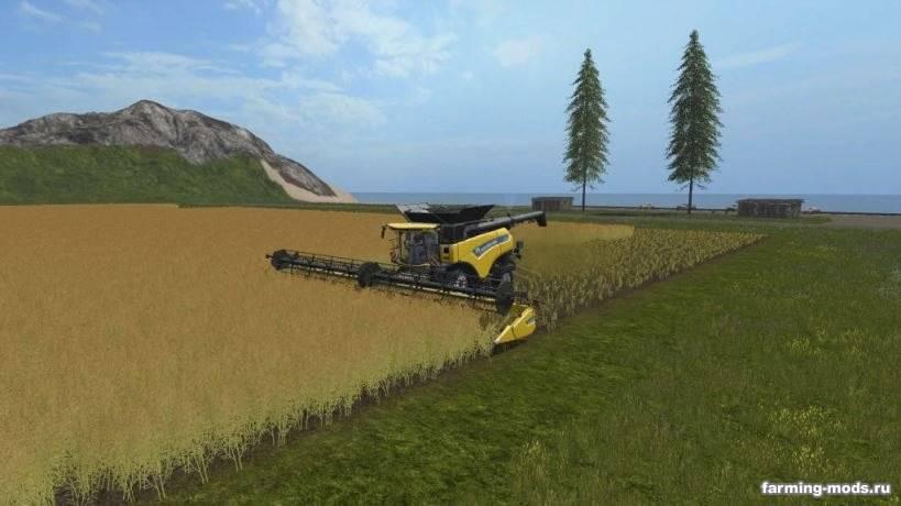 "Мод ""Карта Farming Legend v 1.0.0.7"""