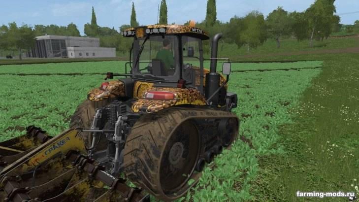 "Мод ""Challenger MT 700E Field Viper v 1.1"""