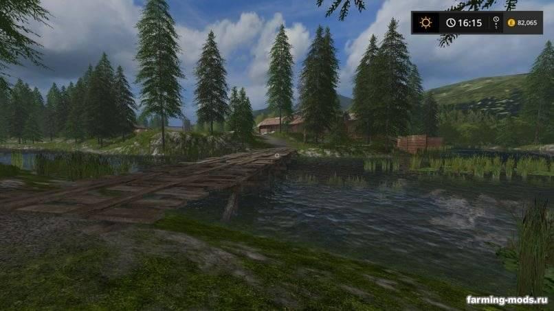 "Мод ""Карта Beaver Creek Seasons v1D update by Stevie"""
