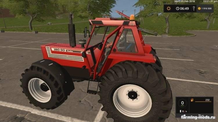 """Мод """"Fiat Agri 180-90 v 2.2.0"""""""