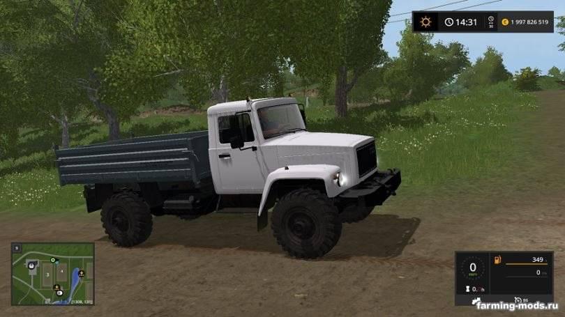 "Мод ""ГАЗ-3308 ""Садко"" v 1.0.0.1"""
